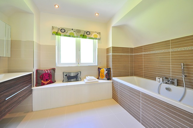 luxury bathroom | Ways to Boost Your Home's Value | upgrade your bathrooms | bathroom renovations to increase home value